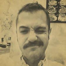 Jose Manuel Brukerprofil