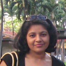 Nutzerprofil von Aarti