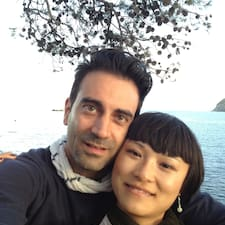 Henkilön Roger & Lisa käyttäjäprofiili
