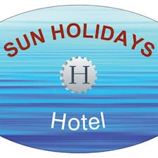 Hotel Sun Holidays User Profile