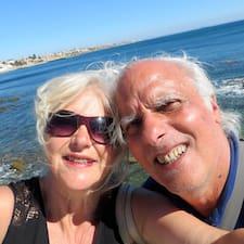 Donna And Gershon felhasználói profilja