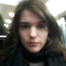 Profil utilisateur de Marie-Clémence
