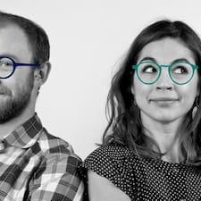 Perfil do utilizador de Claudine & Giovanni