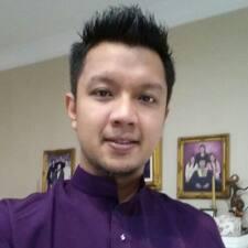 Arif felhasználói profilja