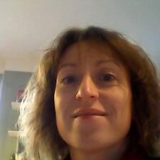 Aline felhasználói profilja