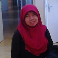 Profil utilisateur de Uswah