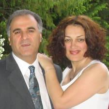 Användarprofil för Mehrdad