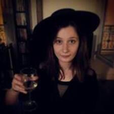 Profil utilisateur de Louise Marguerite