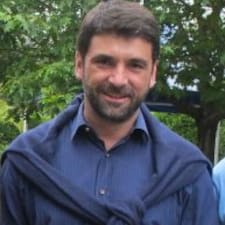 Henkilön José Ramón käyttäjäprofiili