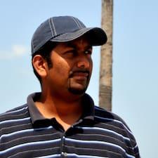 โพรไฟล์ผู้ใช้ Ganendran