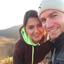 Christopher & Mahla User Profile