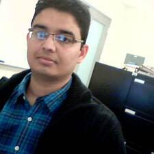 Maninder felhasználói profilja