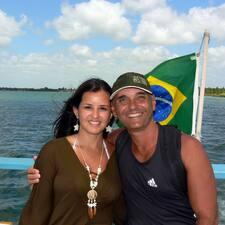 Profil utilisateur de Elcio & Fabiana
