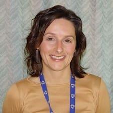 Profil utilisateur de Cynthia