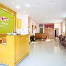 Baan Sutra Guesthouse ist der Gastgeber.