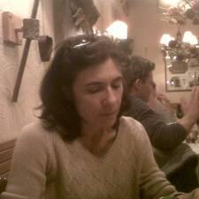 Marina is the host.
