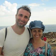 Profil utilisateur de Flaviano & Letícia