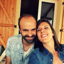 Cindy & Guillaume User Profile