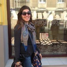 Profil utilisateur de Jasmin Elena