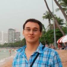 Profil utilisateur de Ildar