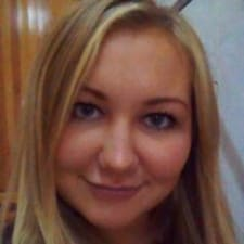 Profilo utente di Kseniia