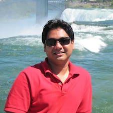 Bhushan的用戶個人資料