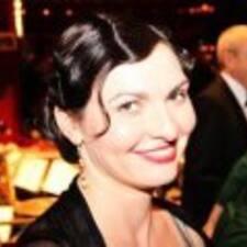 Lucie felhasználói profilja