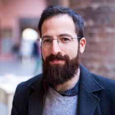 Användarprofil för Gilad