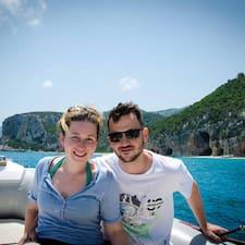 Profil Pengguna Taras & Alina