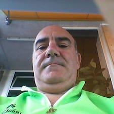 Profilo utente di Vicente