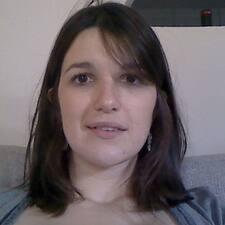 Profilo utente di Coralie