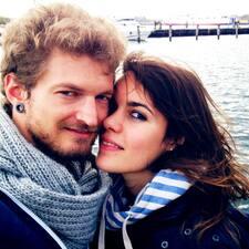 Hannes & Annika felhasználói profilja