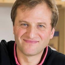 Användarprofil för Alexandre