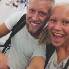 Amalie & Casper Brugerprofil