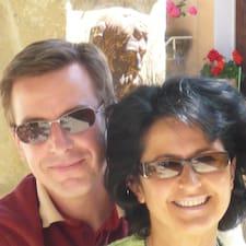 Patricia & Denis Brugerprofil