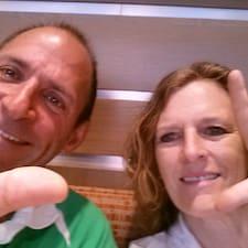 Gebruikersprofiel David & Janet