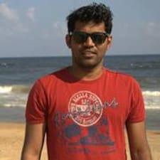 Muthu User Profile
