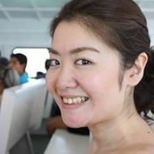 Madoka felhasználói profilja