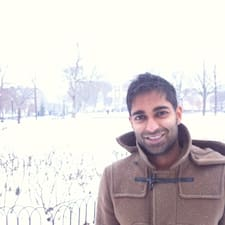 Bharat felhasználói profilja