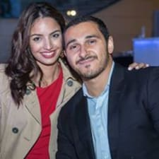 Ahlam & Muhannad User Profile