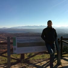 Profil korisnika José David