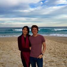 Nick & Marina is the host.