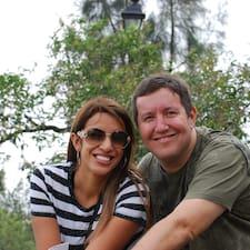 Profil utilisateur de Roger & Daniela