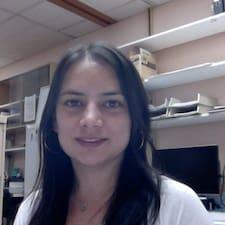 Profil utilisateur de Sandra Carolina