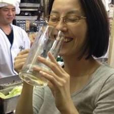Profil utilisateur de Kayoko