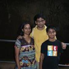 Perfil do utilizador de Srinivasan