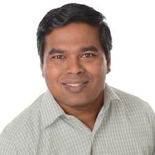 Perfil de usuario de Vijay