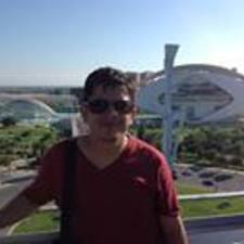 Profil Pengguna Jose Miguel