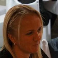 Karine LOUCHART的用戶個人資料