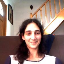 Profil utilisateur de Lydiane